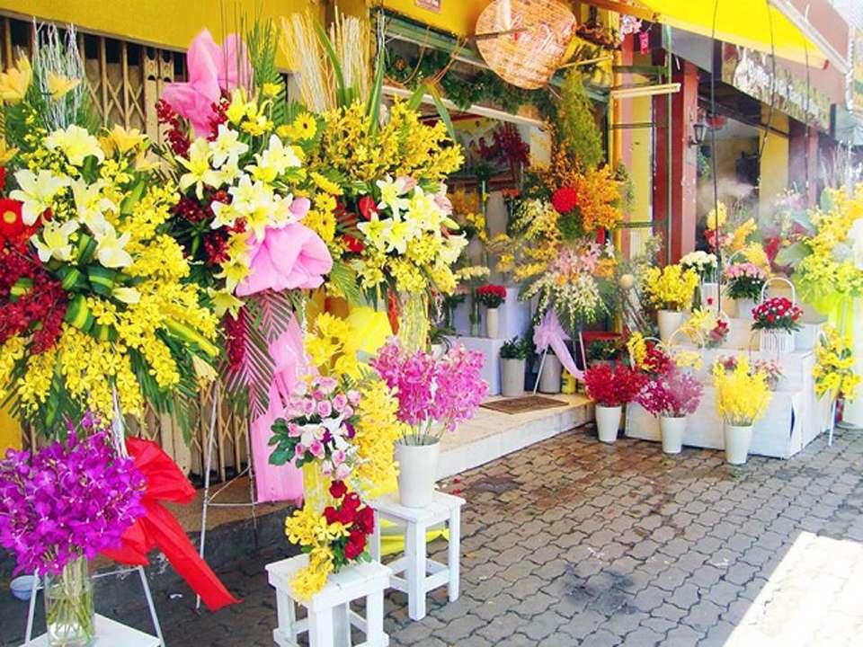 Hoa khai trương sang trọng, tinh tế của hoa tươi Văn Nam