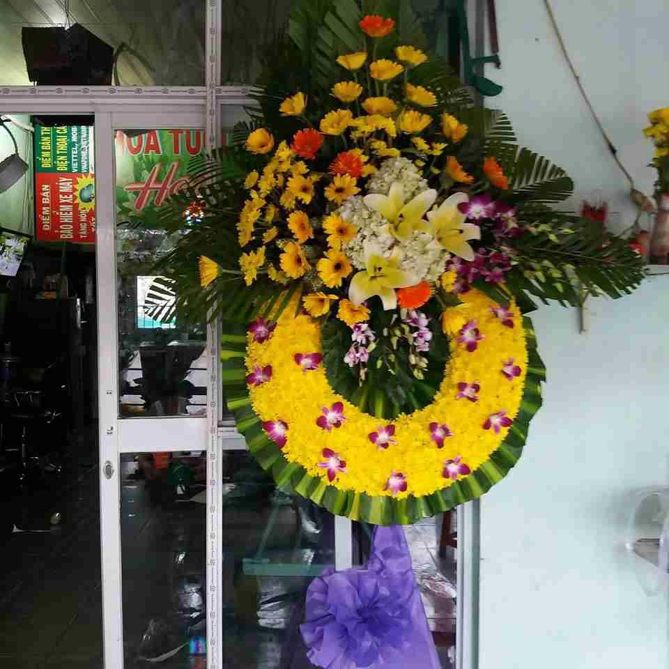 hoa viếng đám tang 2019 2