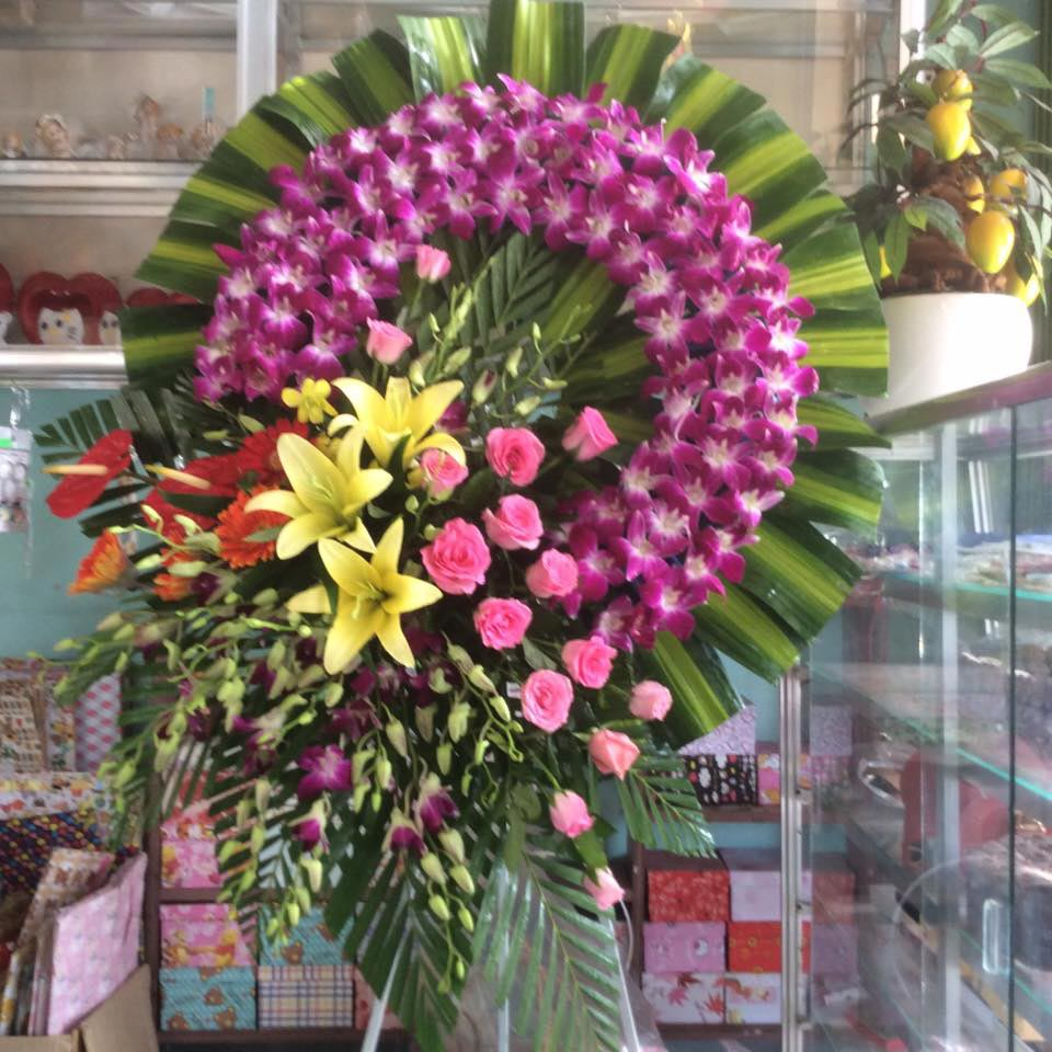hoa viếng đám tang 2019 3