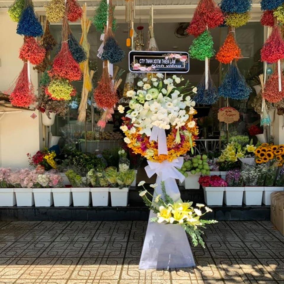 vòng hoa viếng tang lễ 2019 4