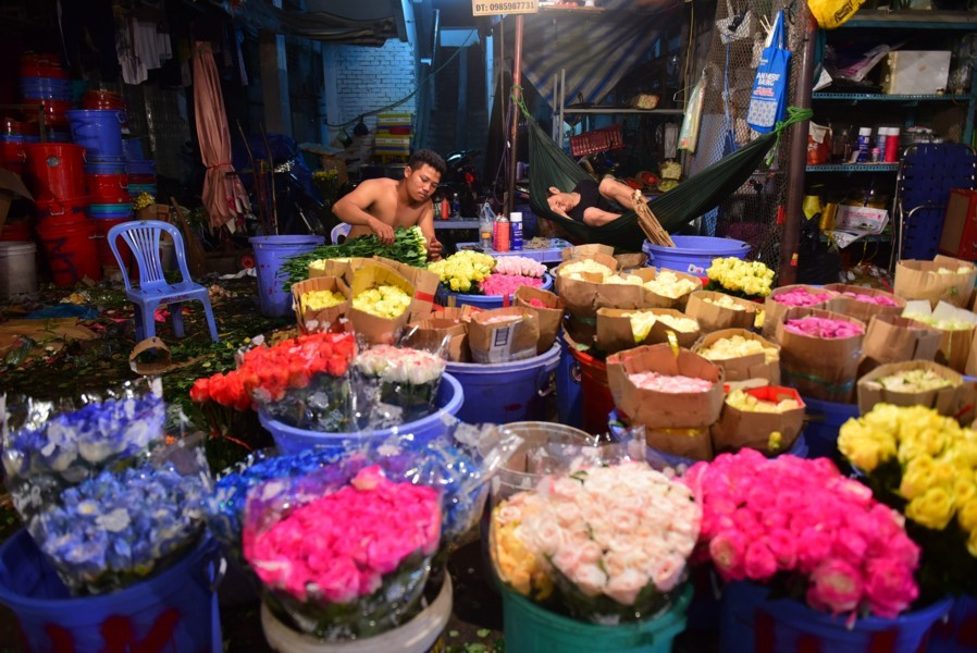 kinh nghiệm mua hoa chợ hồ thị kỷ (4)