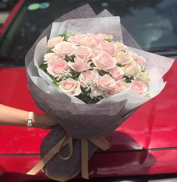 bó hoa tươi huyện gia lâm