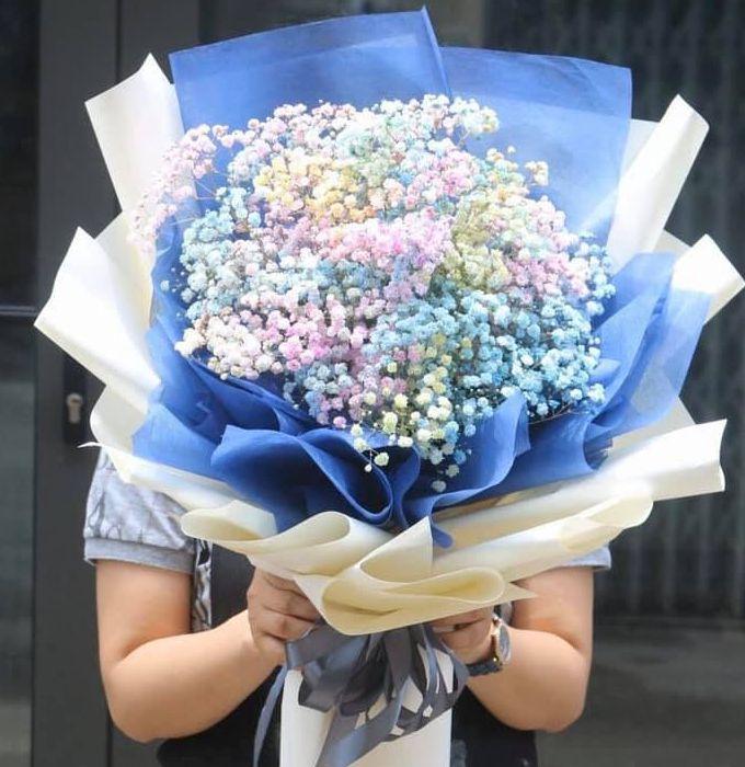 bó hoa tươi tại huyện mê linh