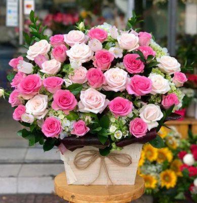 cửa hàng hoa tại sơn tây