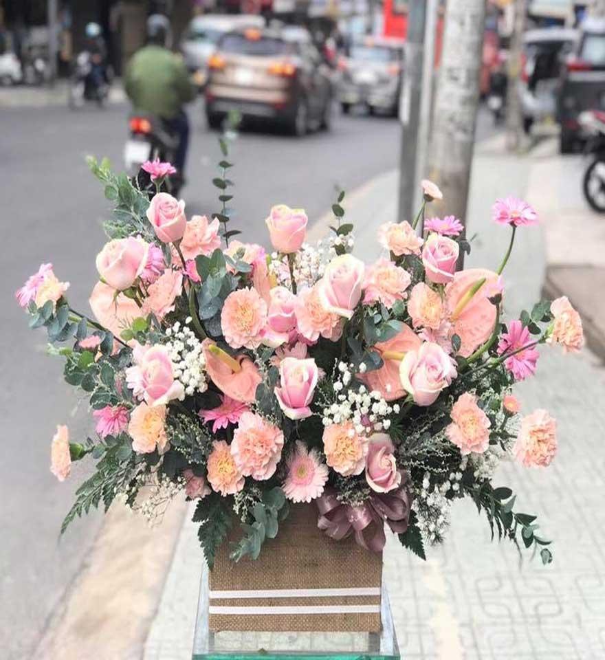 cửa hàng hoa tươi bình thuận