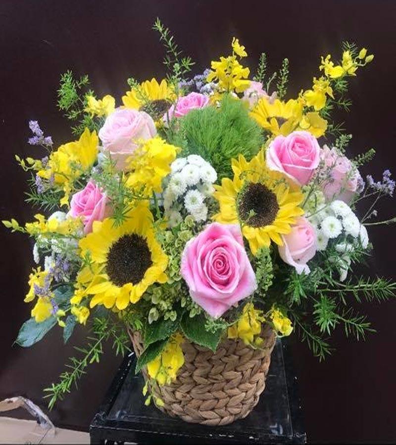 cửa hàng hoa tươi điện biên