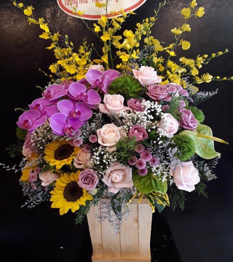 cửa hàng hoa tươi đồng nai
