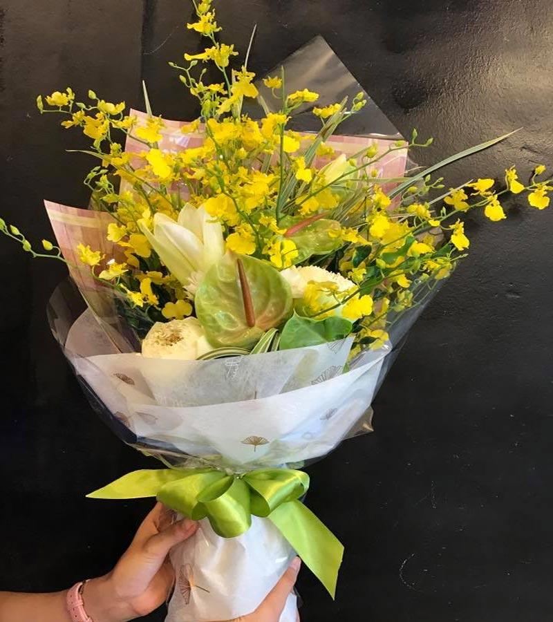 Cửa hàng hoa tươi gia lai