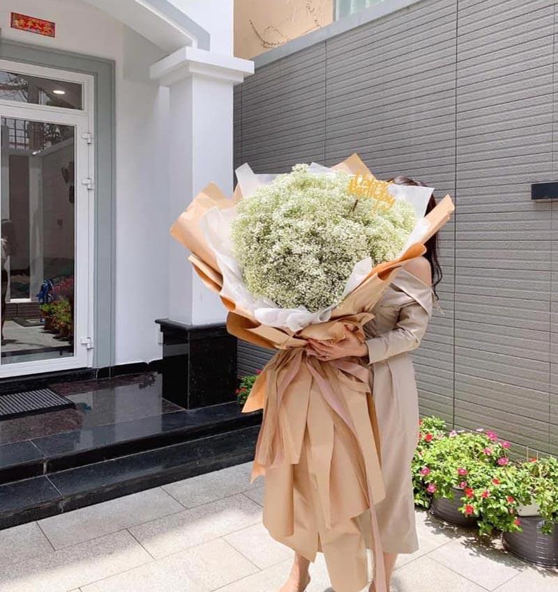 Cửa hàng hoa tươi hưng yên