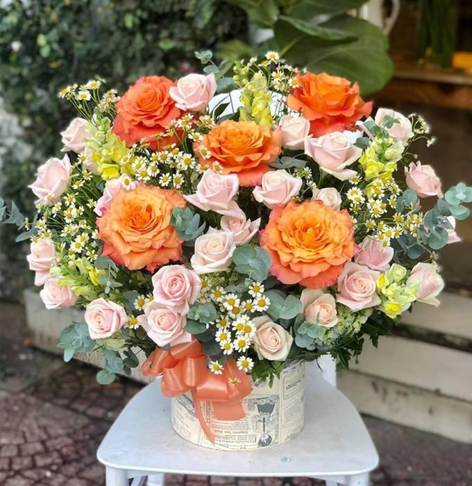 cửa hàng hoa tươi huyện đông anh