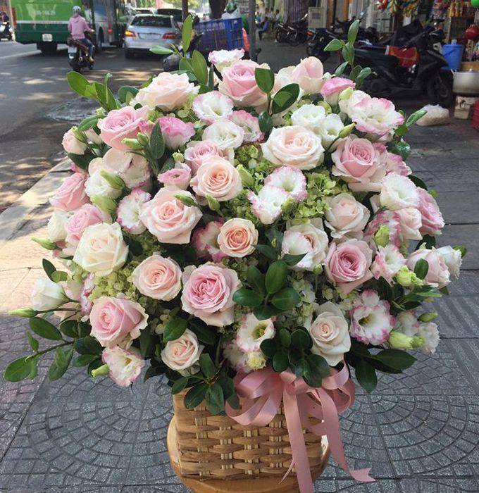 cửa hàng hoa tươi huyện sóc sơn