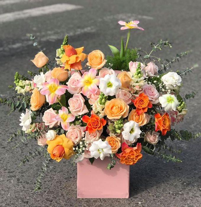 cửa hàng hoa tươi huyện thanh oai