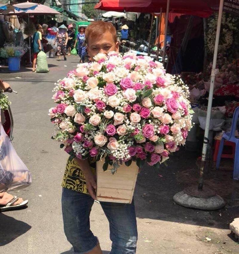 Cửa hàng hoa tươi khánh hòa