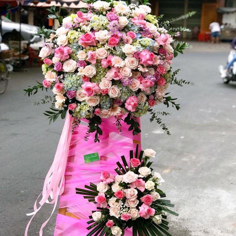 Cửa hàng hoa tươi kon tum