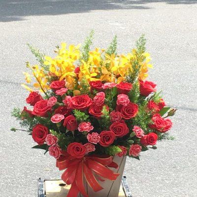 Cửa hàng hoa tươi lạng sơn