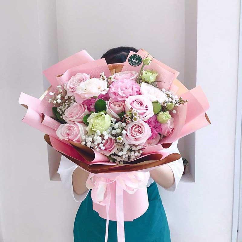 Cửa hàng hoa tươi nghệ an