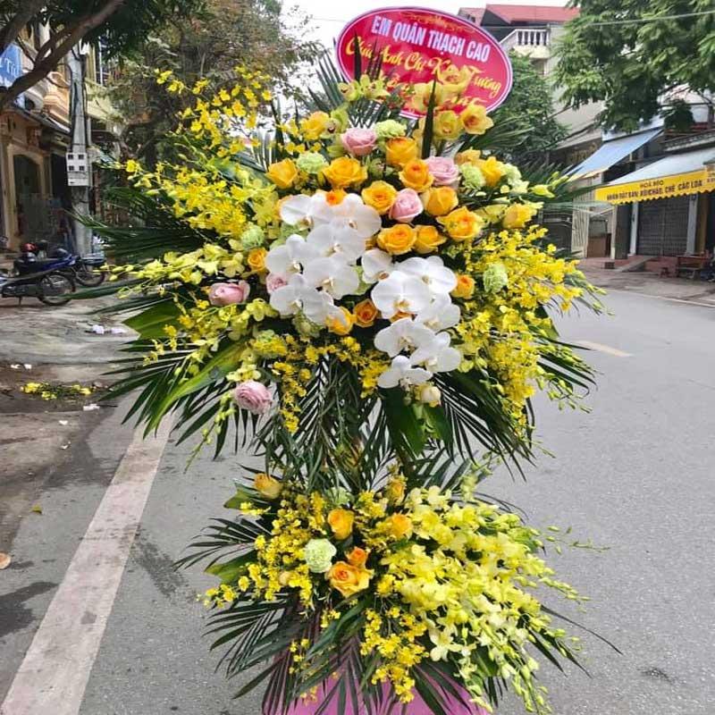 cửa hàng hoa tươi ninh bình