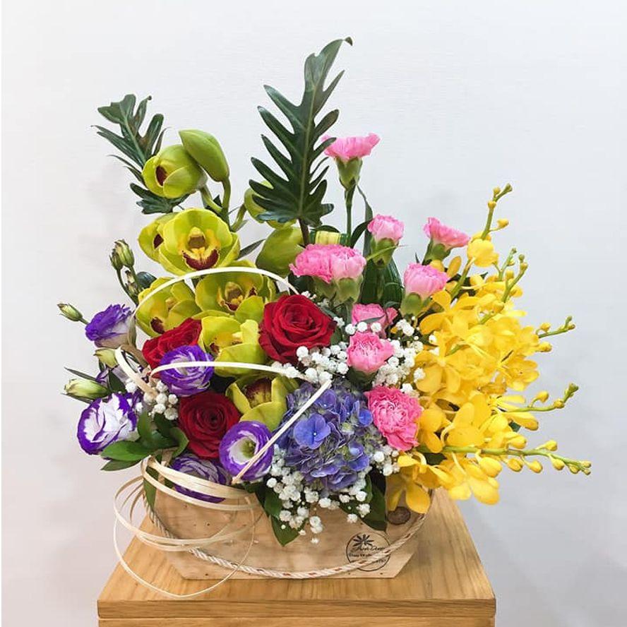 cửa hàng hoa tươi quận cầu giấy