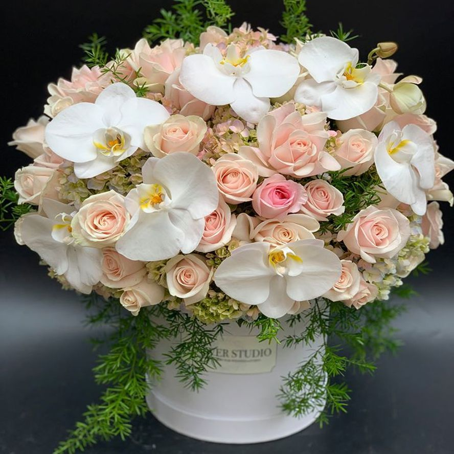 cửa hàng hoa tươi quận long biên