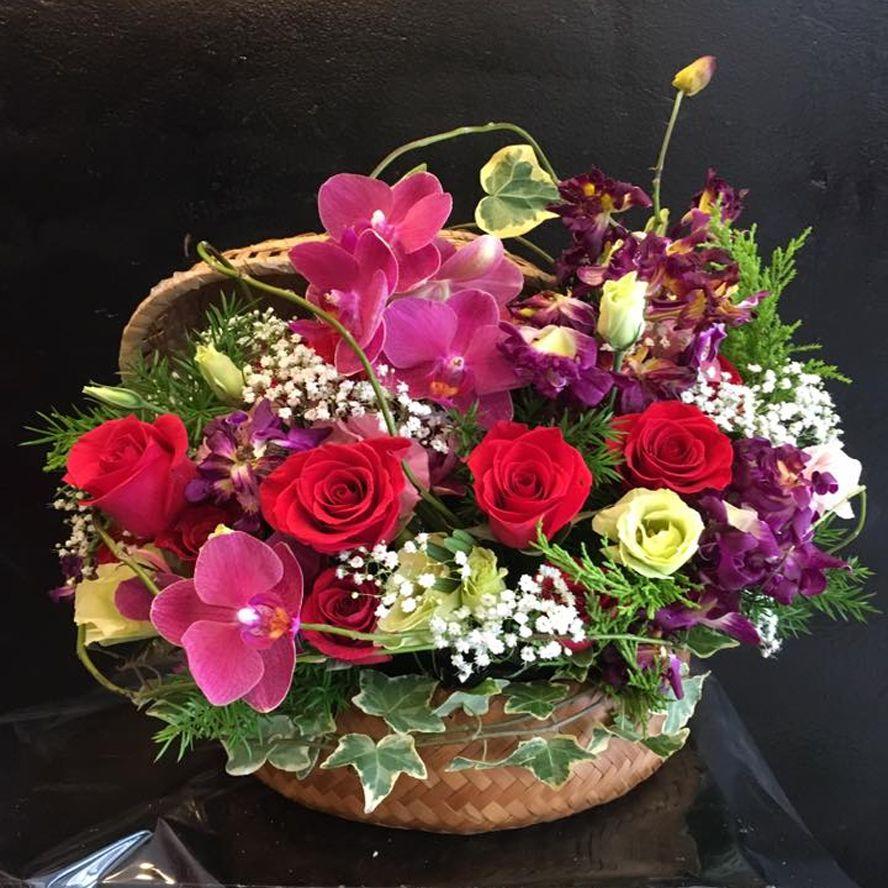 cửa hàng hoa tươi quảng trị