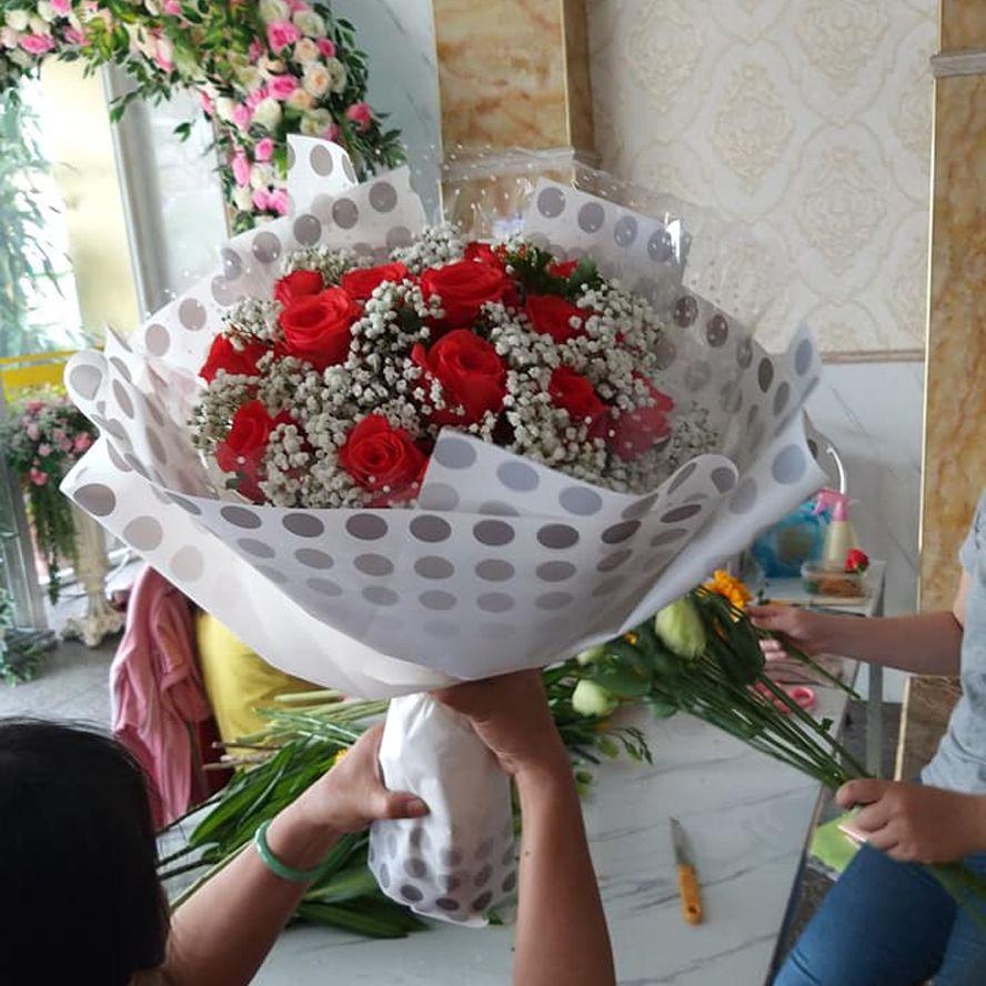 cửa hàng hoa tươi thái bình