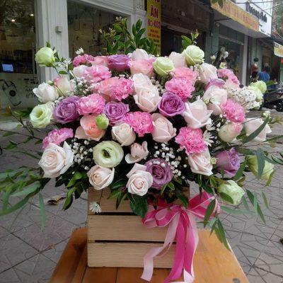 cửa hàng hoa tươi thái nguyên