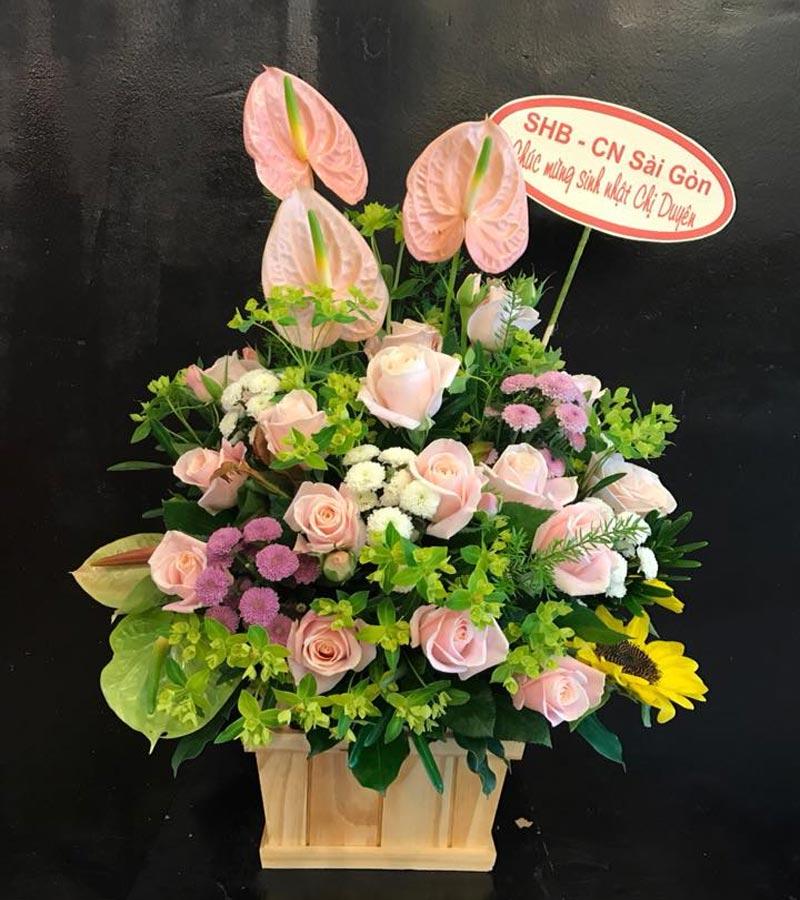 đặt hoa online tại đồng nai