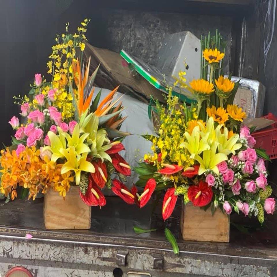 đặt hoa sinh nhật tại hà nội 2019 3