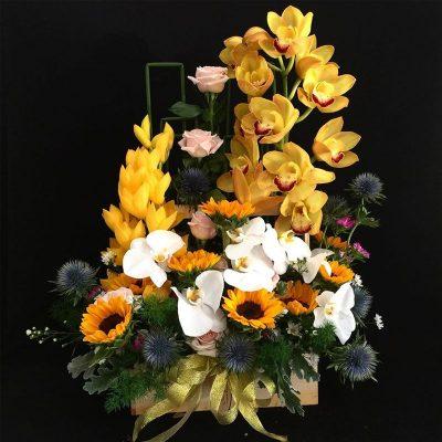 Dịch vụ đặt hoa tươi online uy tín tại lâm đồng