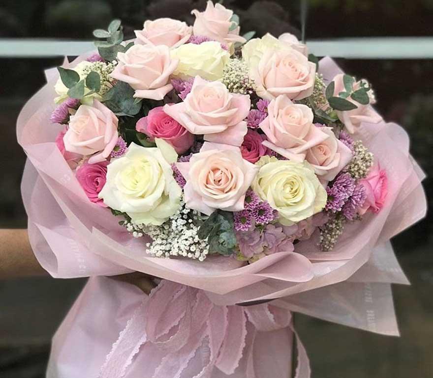 dịch vụ giao hoa tại bình phước