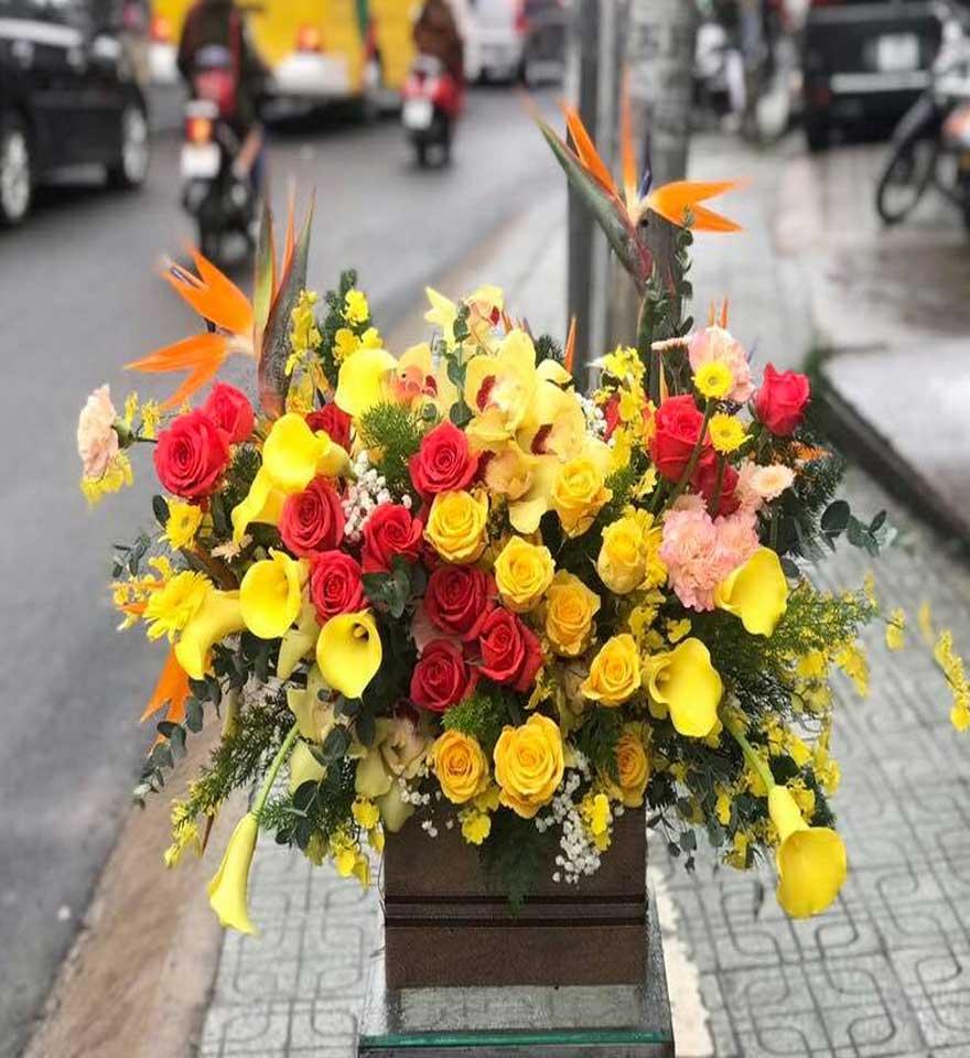 dịch vụ hoa tươi bình thuận