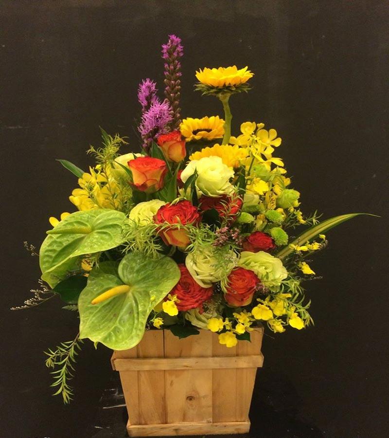 dịch vụ hoa tươi đắk nông