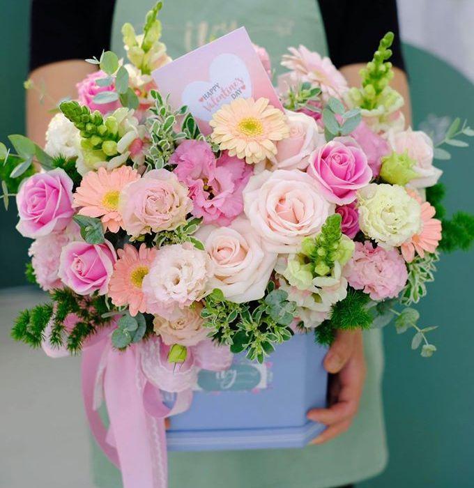 dịch vụ hoa tươi huyện ba vì