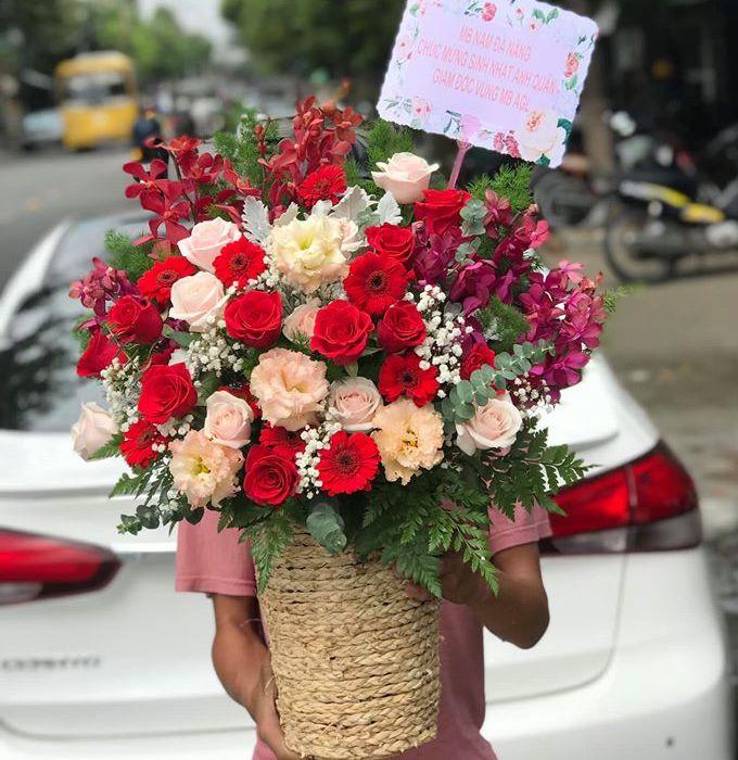 dịch vụ hoa tươi huyện mỹ đức
