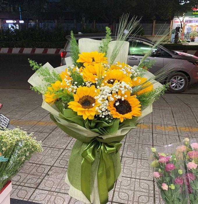 dịch vụ hoa tươi huyện phú xuyên