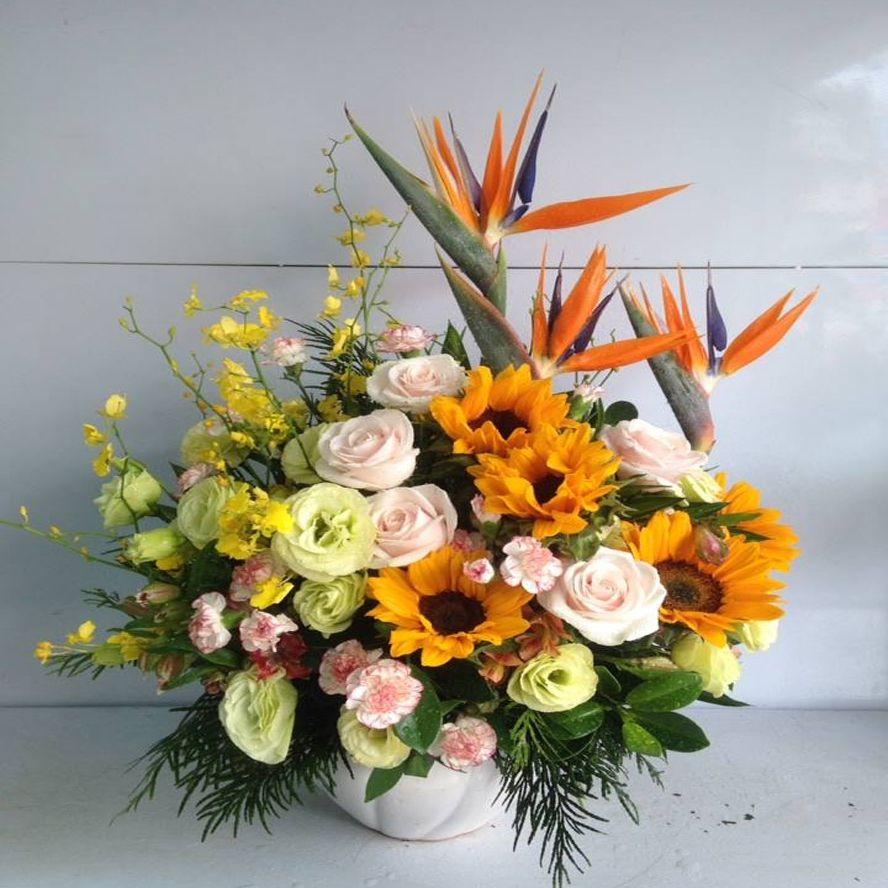 dịch vụ hoa tươi phú yên