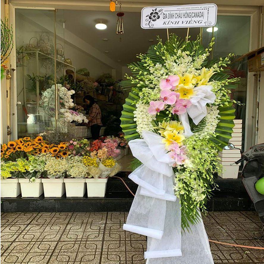 dịch vụ hoa tươi quận cầu giấy