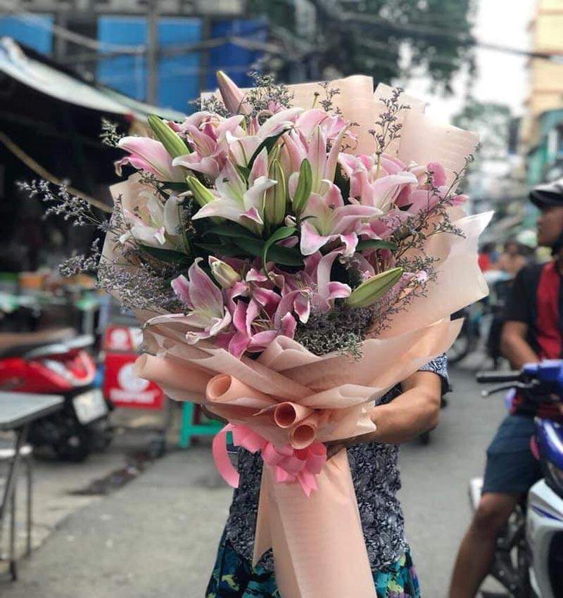 Dịch vụ hoa tươi tại khánh hoa