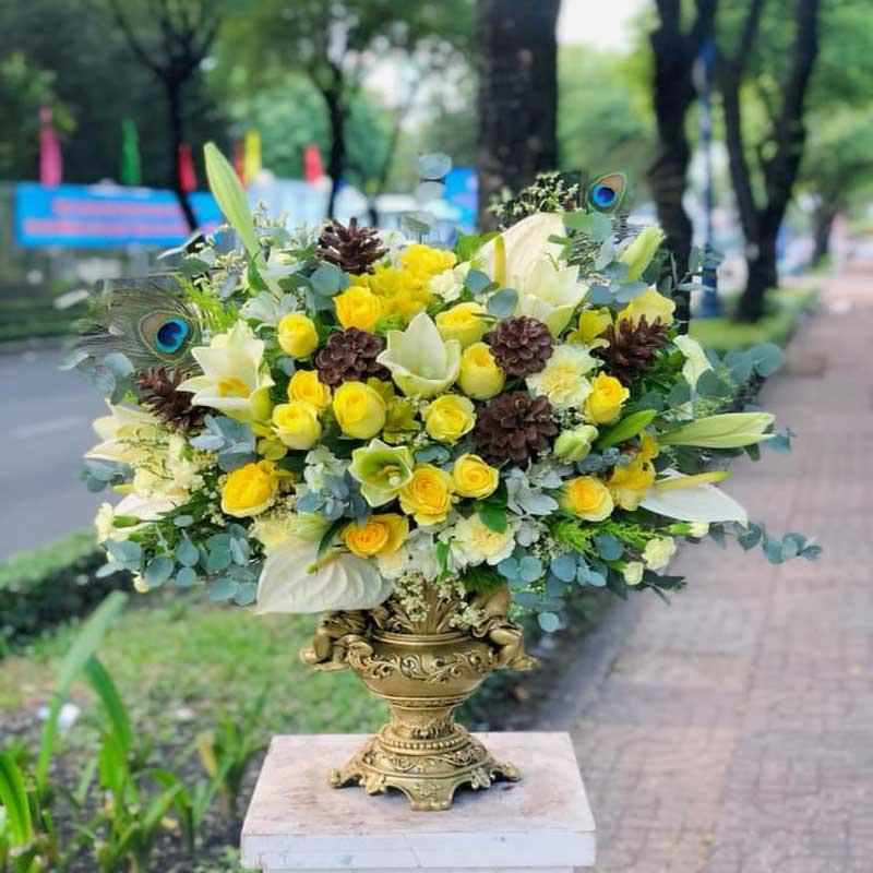 dịch vụ hoa tươi tại nghệ an