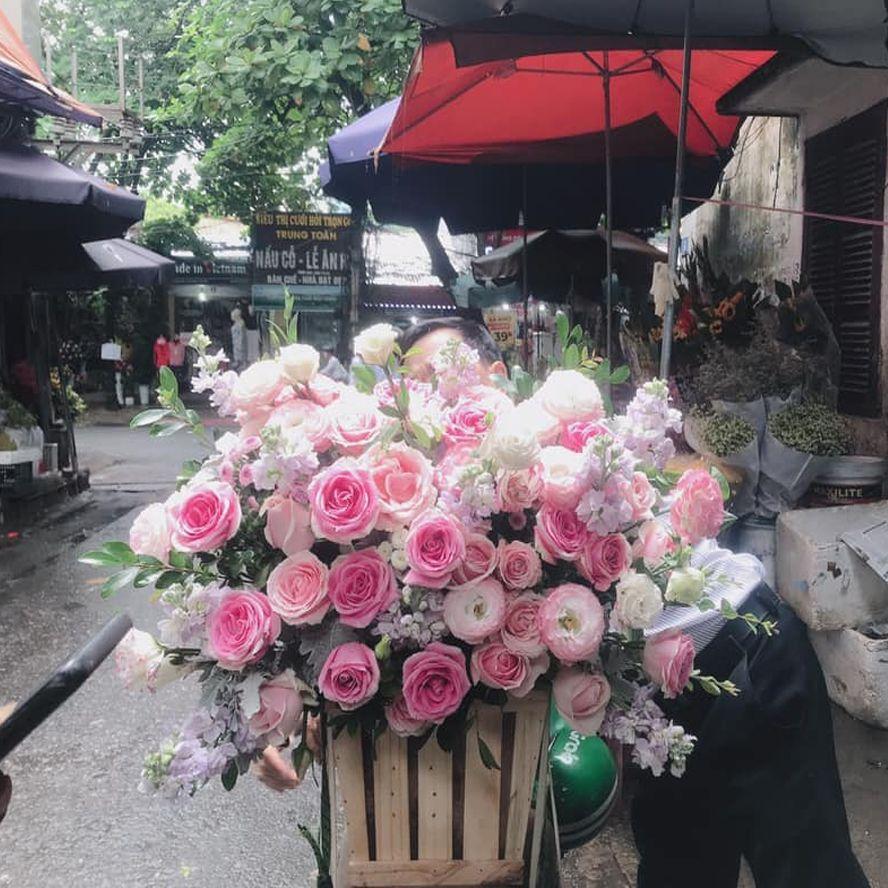 dịch vụ hoa tươi thái bình