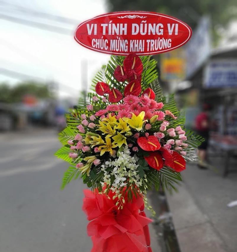 Dịch vụ hoa tươi tỉnh hậu giang
