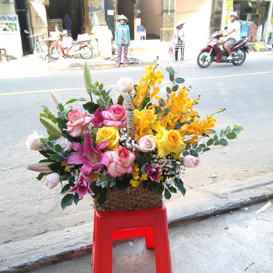 dịch vụ hoa tươi tỉnh quảng bình