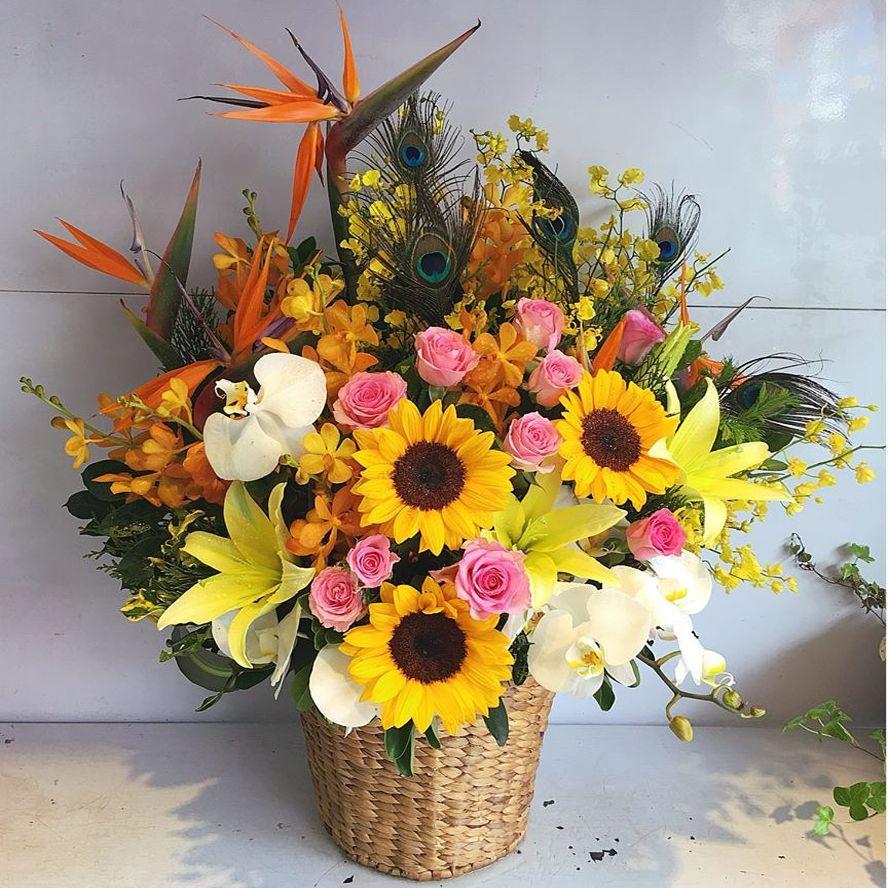 dịc vụ hoa tươi vĩnh phúc