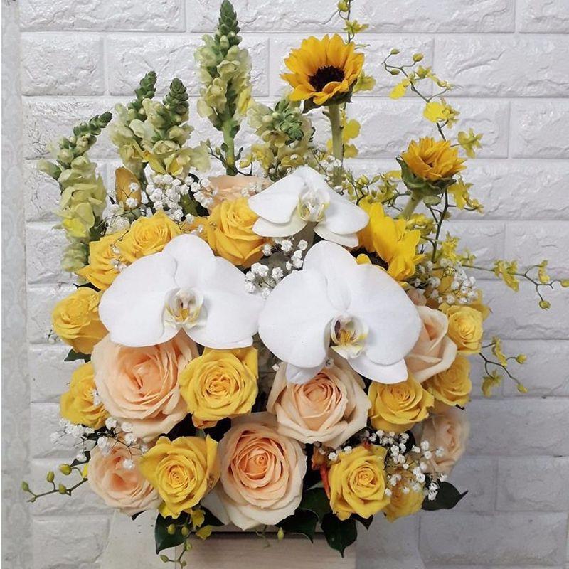 Giao hoa tận nhà tại lào cai