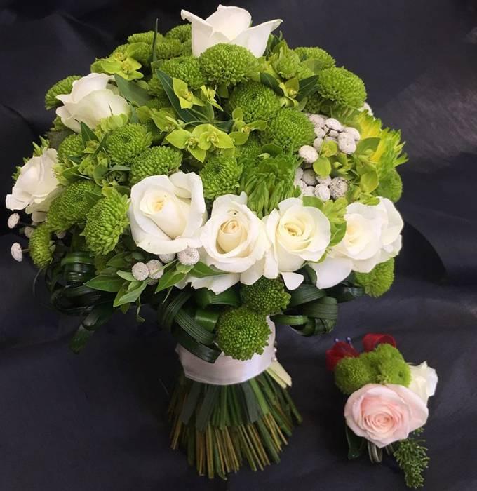 hoa cưới huyện đông anh 2020
