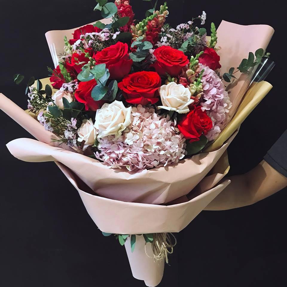 hoa hồng valentine 2019