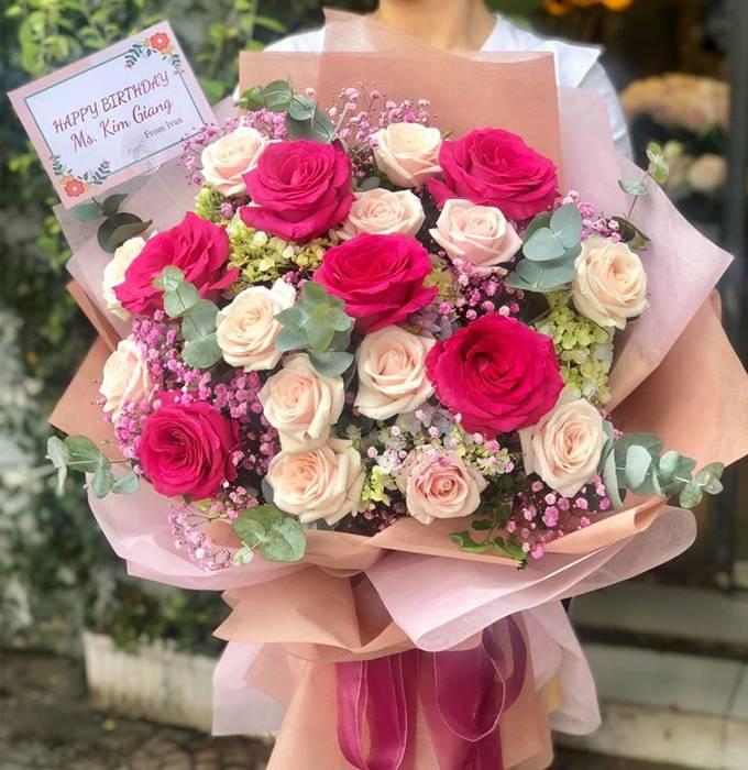 hoa sinh nhật huyện đông anh
