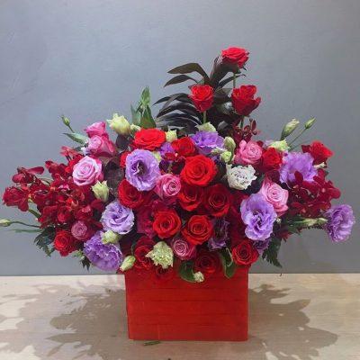 hoa sinh nhật quận đống đa