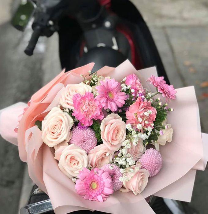 hoa sinh nhật tại huyện thanh oai