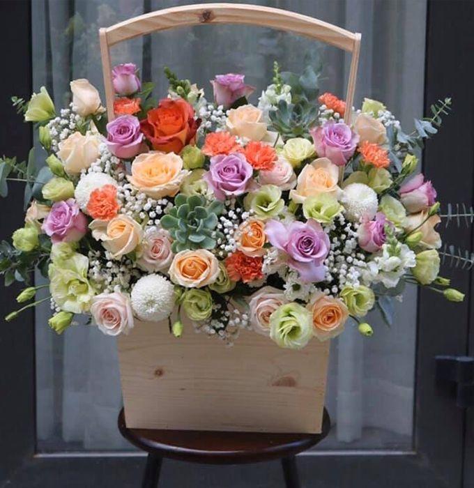 hoa tặng dịp đặc biệt tại huyện mê linh